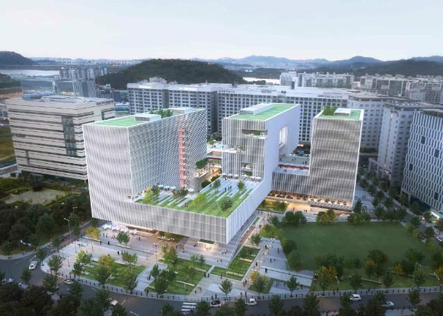 (20191016)마곡 공공형 지식산업센터 설계공모 당선작 선정.jpg